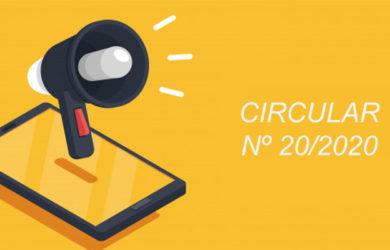 Circular nº 20/2020